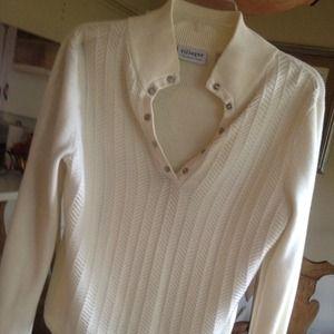 Liz Claiborne Sweaters - Liz Claiborne Villager Sweater