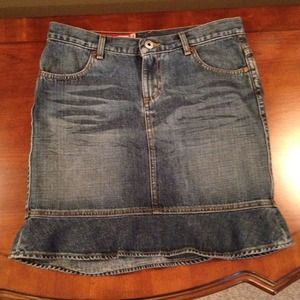 Guess Denim - Guess - Denim Skirt