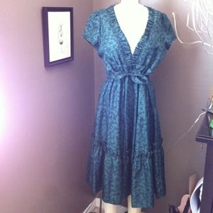 RESERVED Gorgeous Marc Jacobs Silk Dress