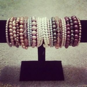 Accessories - Lot of bracelets!