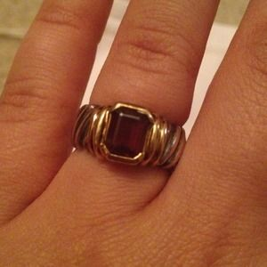  RESERVED @cmaher12 David Yurman Ruby 8/12