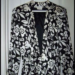 Jackets & Blazers - Blazer Gloria Sachs N Y