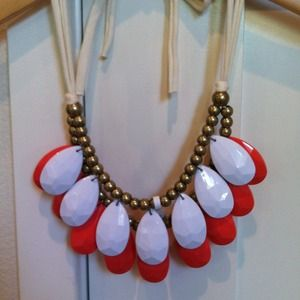 Bauble Bar Jewelry - SOLD!! Bauble Bar Statement Necklace