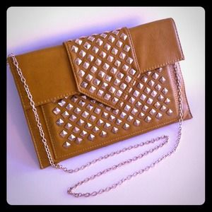 khey's pick Clutches & Wallets - 🌀OUT OF STOCK🌀Studded Envy