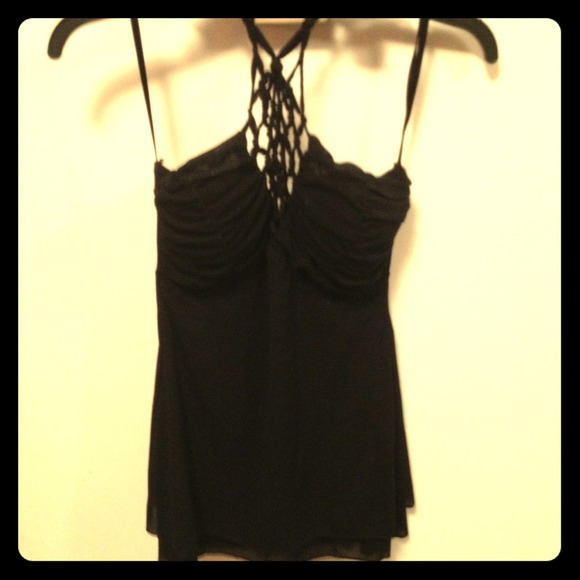le chateau Tops - BRAND NEW w/ TAGS - HALTER