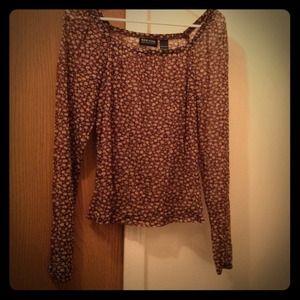 ✋Janda✋NY&C Shirt