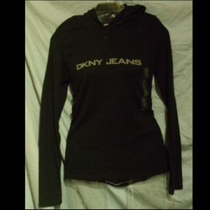 DKNY Tops - DKNY Hoodie Woman's Small