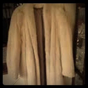 Vintage Sable Mink Coat. Full length. L from Pam no paypal no
