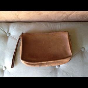 Auth vintage Bonnie cashin coach wristlet/clutch