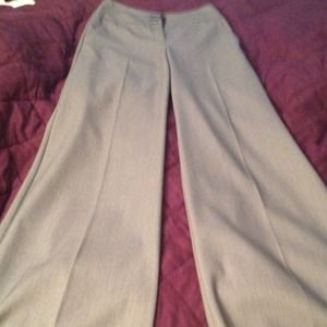 Express high wasted wide leg pant sz 0