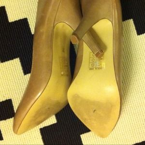 "DV by Dolce Vita Shoes - ⛔RESERVED⛔""Notty"" Nude Pumps 4"