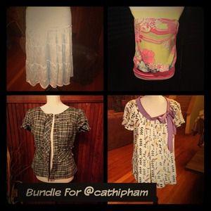 Dresses & Skirts - BUNDLE FOR CATHI