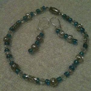Jewelry - Aqua bundle.