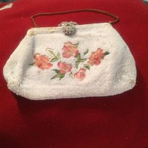 Handbags - Antique beaded handbag