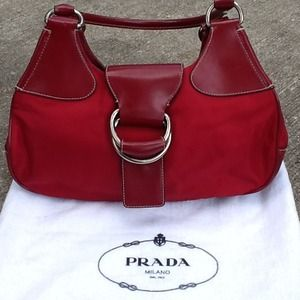 Prada Handbags - 100% Authentic Prada handbag