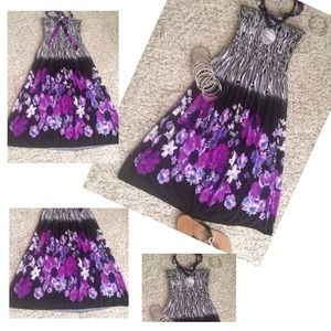 Dresses & Skirts - Fabulous Dress with Tons of Spark NWT