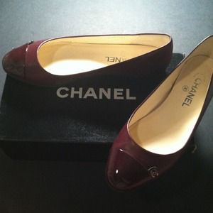 💟REDUCED💟 Chanel 8.5 Ballet Flats
