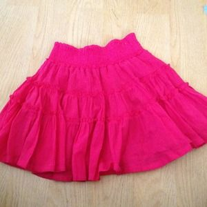 Forever 21 Dresses & Skirts - Hot pink skirt