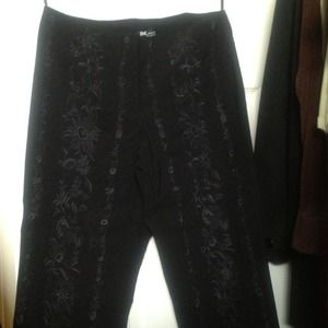 Denim - INC Black pants