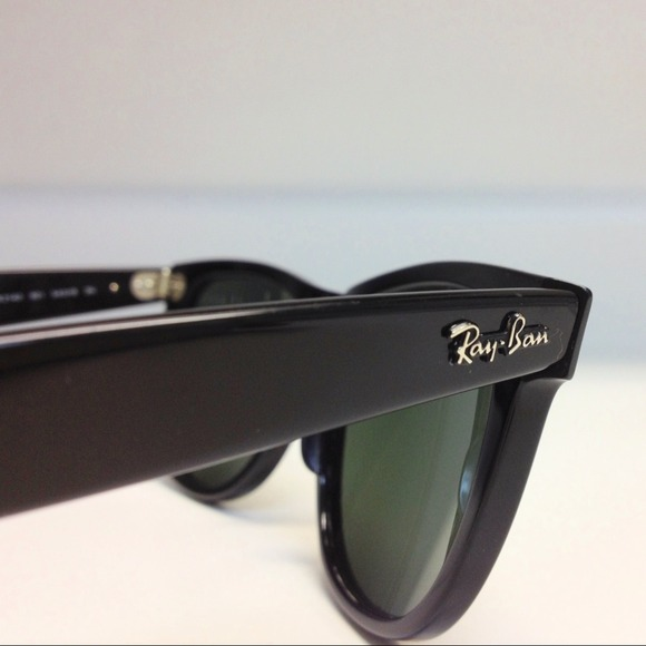 Ray-Ban Accessories - ❤ SOLD ❤ Oversized Ray-Ban Wayfarer Sunglasses! 2