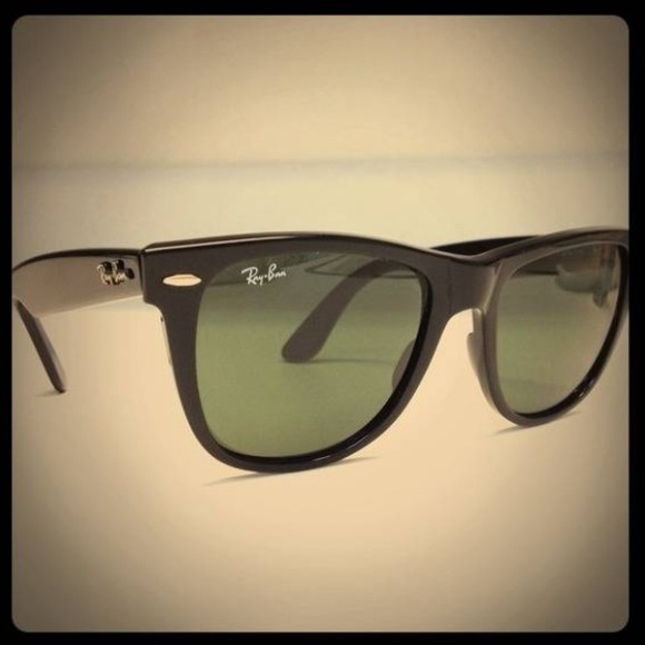 Ray-Ban Accessories - ❤ SOLD ❤ Oversized Ray-Ban Wayfarer Sunglasses! 4