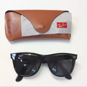 Ray-Ban Accessories - ❤ SOLD ❤ Oversized Ray-Ban Wayfarer Sunglasses!