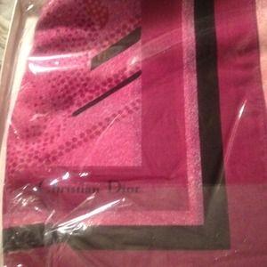 Dior scarf new in box