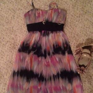 Dresses & Skirts - Cute Multicolor Dress