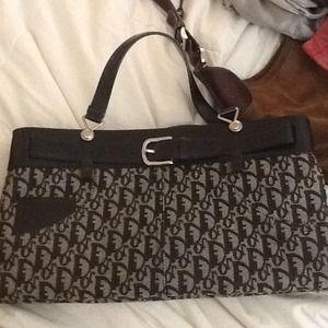 Dior belt bag
