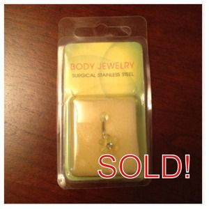 Jewelry - ❌❌SOLD!!!❌❌ @charlie24 - Belly Button Ring