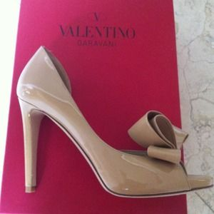 Valentino Shoes - ❤Valentino High Heel, NEW,36.5❤Authentic