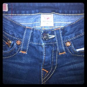 Authentic TRUE RELIGION jeans sz 24