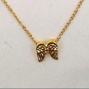 Jewelry - NWOT! Angel Wings Necklace