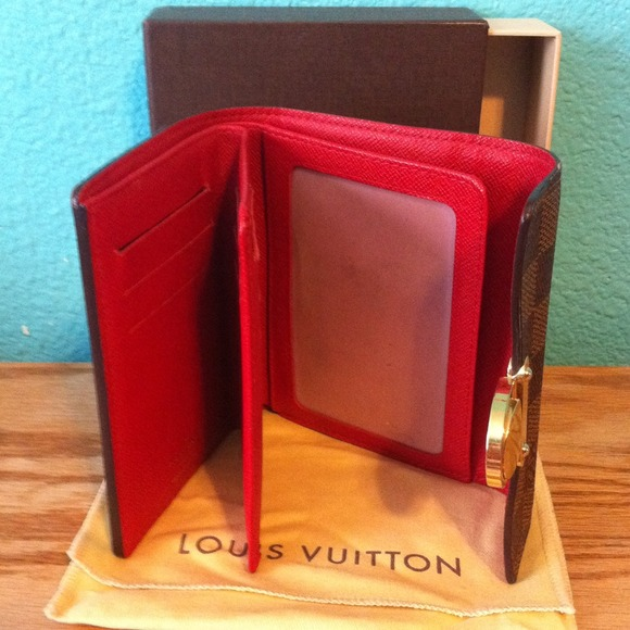 Louis Vuitton Clutches & Wallets - Authentic Louis Vuitton Damier Koala Wallet 3
