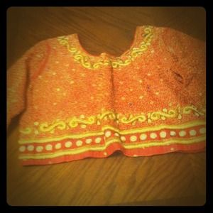 Authentic Indian top
