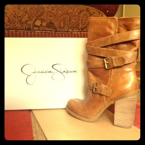 973158a8fdc Jessica Simpson Boots - Just reduced!! Jessica Simpson Tylera boots