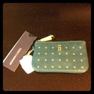 "Rebecca Minkoff ""B"" coin/key purse."