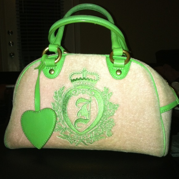 Juicy Couture Handbags - Juicy couture bowling bag
