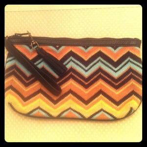 Missoni Clutches & Wallets - Missoni for Target chevron print clutch