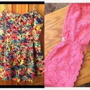 Dresses & Skirts - 🎀RESERVED BUNDLE Colorful Romper.