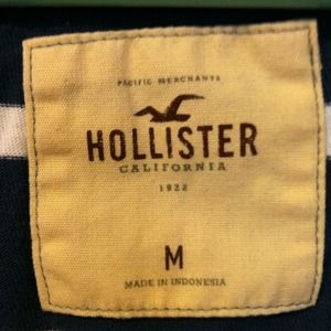Hollister Tops - 🔴SOLD🔴 Hollister 3/4 long sleeve