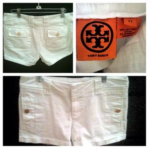 Tory Burch Denim - HOLD for Dawn☀TORY BURCH shorts☀