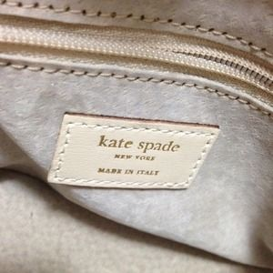 kate spade Handbags - Authentic Kate Spade Ivory purse