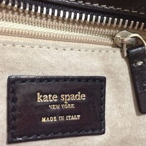 kate spade Handbags - Authentic Kate Spade bowling purse