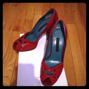 Marc Jacobs Shoes - SOLD BUNDLE. Red MARC JACOBS gorgeous