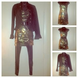 Dresses & Skirts - Sequins dress
