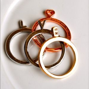 Jewelry - A Little Bit of Love Set Ring