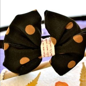 Accessories - A Polka Dot Kind of Day Headband