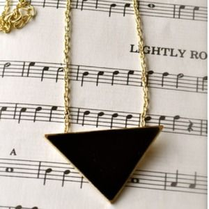 Jewelry - Dark Trinity Necklace