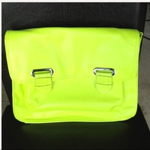Clutches & Wallets - Reserved Neon bag !!! From target